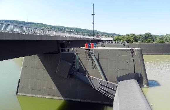 Generalsanierung Einlaufbauwerk Neue Donau - Wien