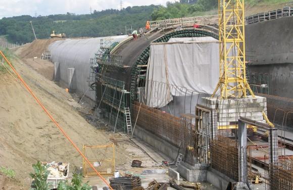 Grüntunnel Hankenfeld und Saladorf