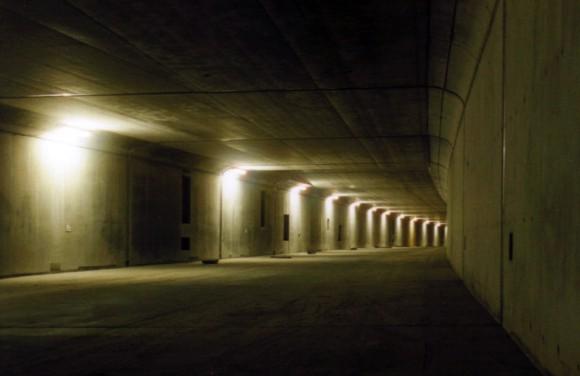 Straßentunnel B96 im Zentralen Bereich Berlin
