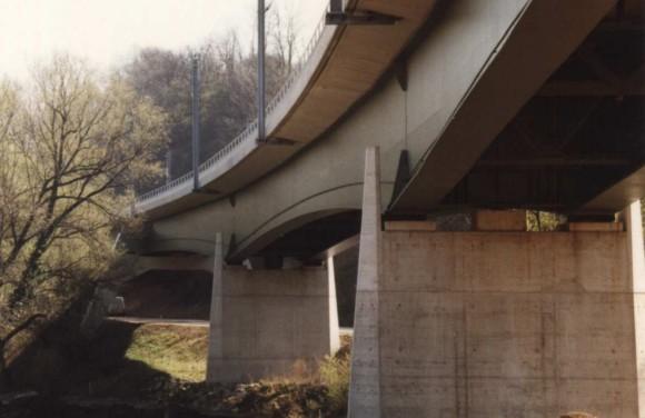 Umfahrung Melk Objekt M6 Zufahrtsbrücke