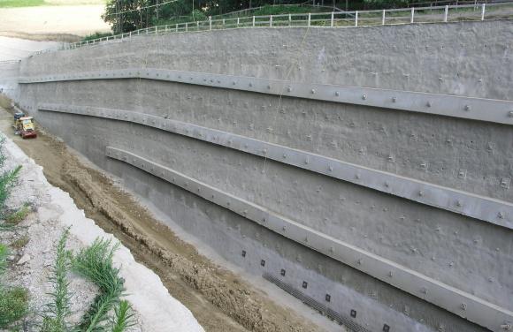 Baugrubensicherung Grüntunnel Saladorf und Hankenfeld