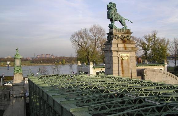 Generalsanierung Schemerlbrücke in Wien Nußdorf