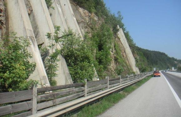 Hangsicherung Grimmenstein (A2.AW1) - Niederösterreich