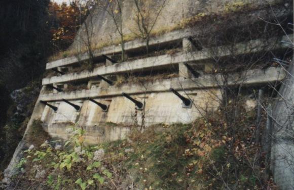 Vorlandsicherungen Talübergang Schottwien S6.30